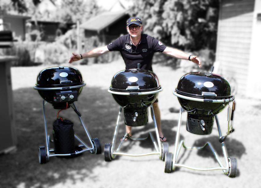 Spareribs Gasgrill Jagung : Pulled pork gasgrill texas krücke: spareribs texas style schnelles